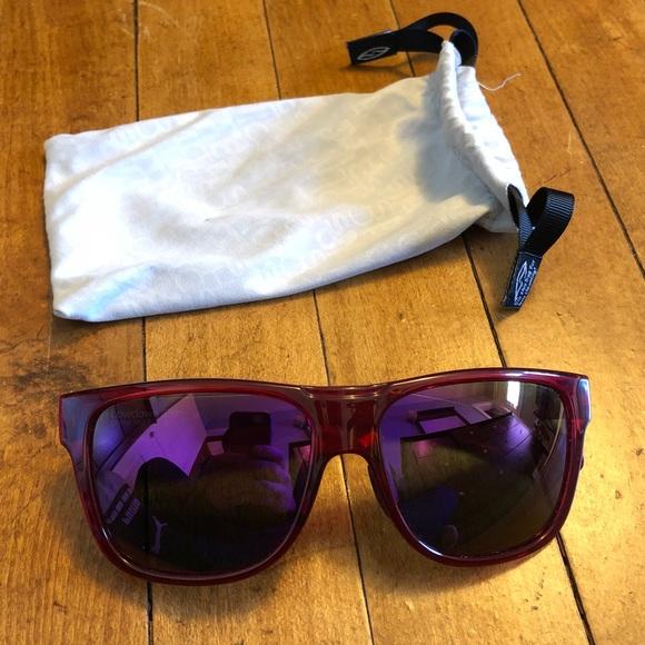 11e1a58e1c1 Smith Lowdown Slim Crystal Red Sunglasses Optics. M 5aca6b5b00450f3f57891a88